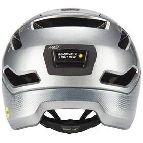 Bell Annex Mips Helmet silver blur